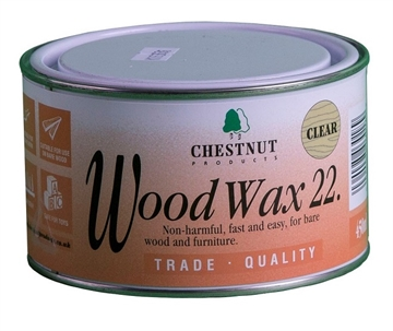Chestnut Woodwax 22 Clear