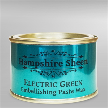 Hamshire sheen Electric grøn wox