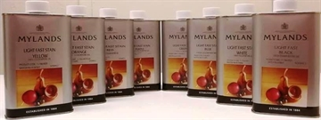 Mylands spritbejdse 500ml.