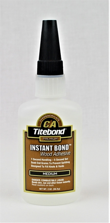 Titebond CA lim medium 56.8 Gr.