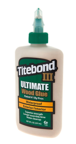 Titebond III Ultimate trælim 237ml.