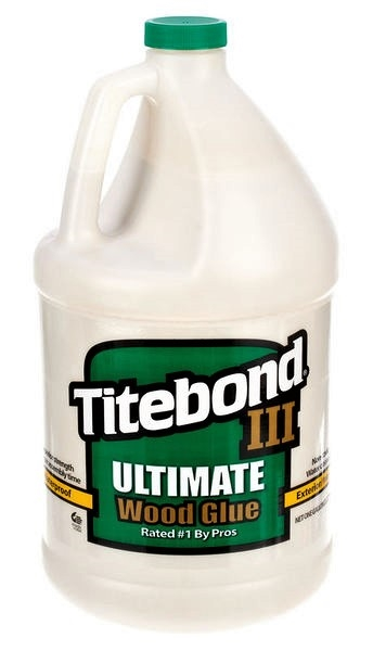 Titebond III Ultimate trælim 3,8L.