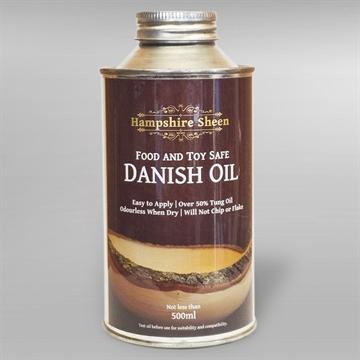Hampshire sheen Danish oil